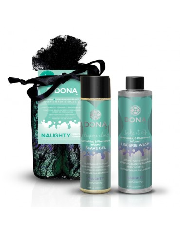 Gel doccia afrodisiaco - Dona - Be Sexy Gift Set Naughty