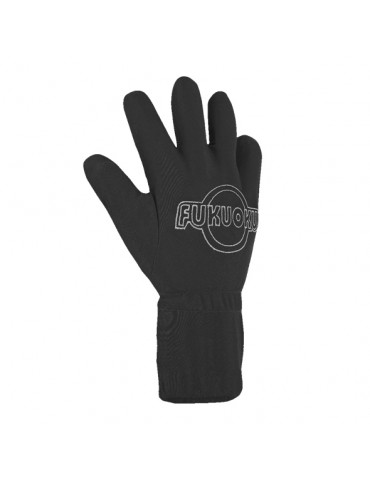 Guanto vibrante destro - Fukuoku - Five Finger  S/M Black