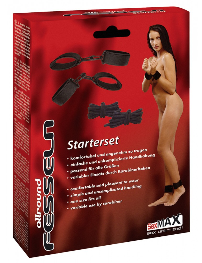 Morbido Set SEXMAX Allround Starter - Joy Division