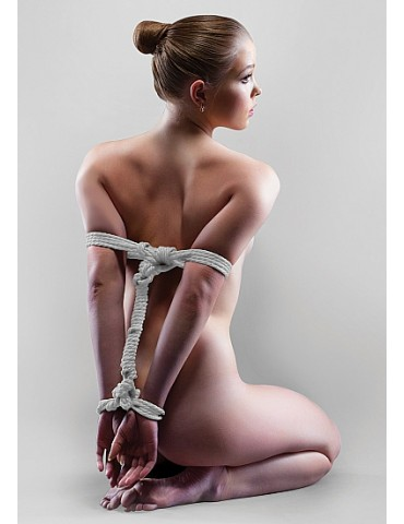 Corda Japanese Rope - Bianco - OUCH