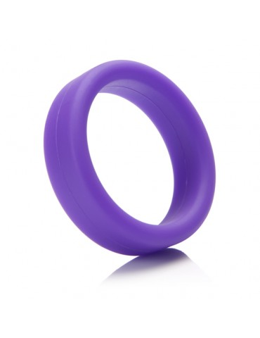 Anello fallico Tantus - Super Soft C-Ring Purple