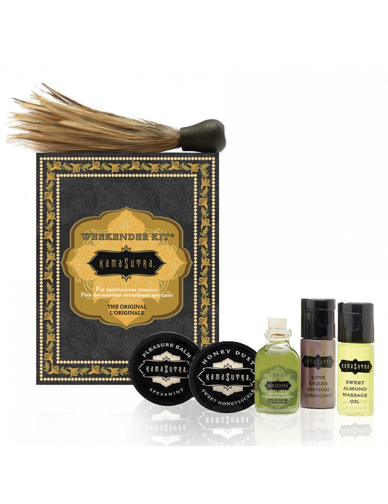 Kit regalo per Weekender Kit - Original - Kamasutra