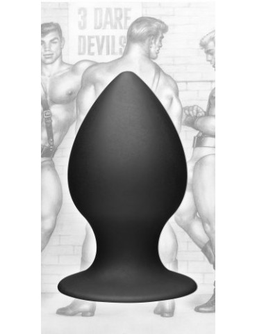 Plug anale in silicone - Large - Tom of Finland