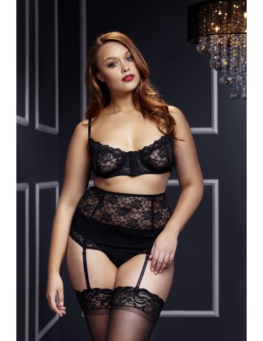Lingerie in pizzo 3 pezzi - Baci