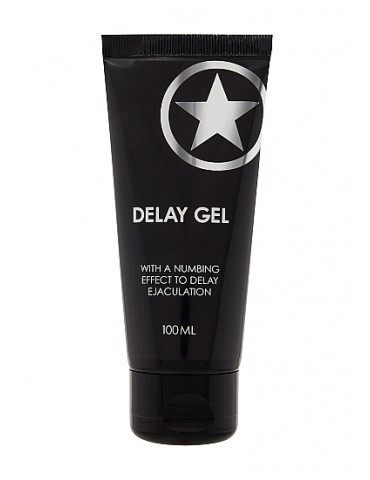 Gel ritardante Delay 100 ml - Ouch