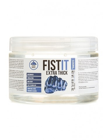 Lubrificante Fistit - Extra Thick - 500 ml