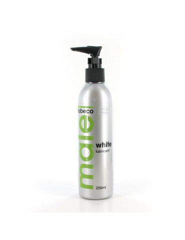 Lubrificante anale - Male White Lubricant 250 ml