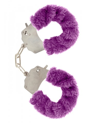 Soffici manette Furry Fun TOYJOY - Viola