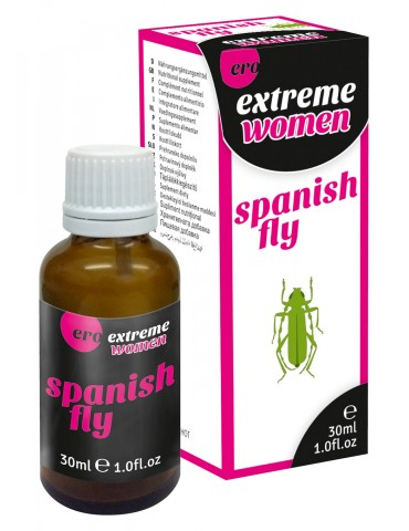 Afrodisiaco in gocce Spanish Fly Extreme per Donna