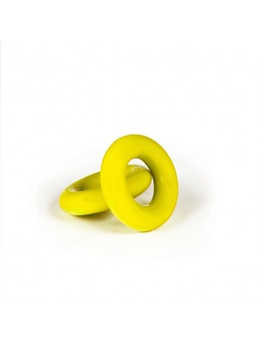 Anello per pene - Zizi Top - Yellow Fluo