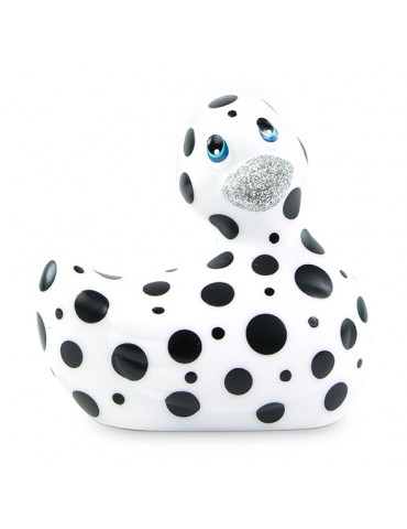 I Rub My Duckie 2.0 | Happiness (White & Black) - Big Teaze Toys