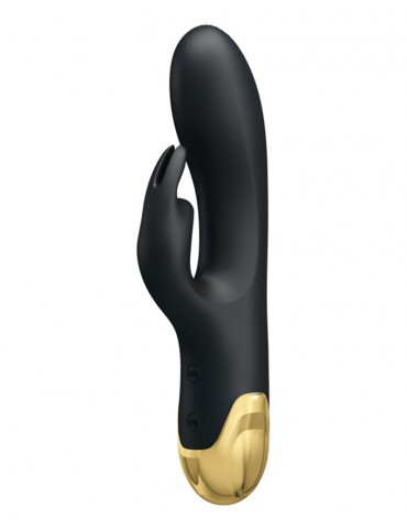 Vibratore Rabbit placcato in oro 24k Pretty Love - Royal