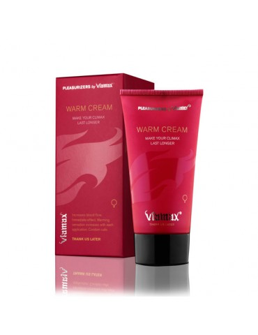 Crema riscaldante Viamax - Warm Cream 50 ml