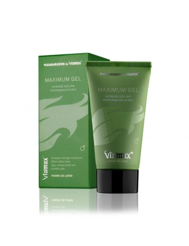 Erezione rapida Viamax - Maximum Gel 50 ml