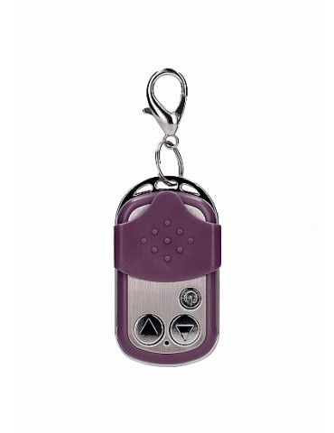 Ovulo vibrante viola - 10 Speed Remote wireless - Shots Toys