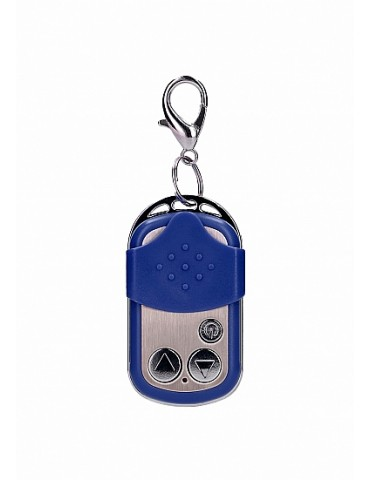 Ovulo vibrante blu - 10 Speed Remote wireless - Shots Toys