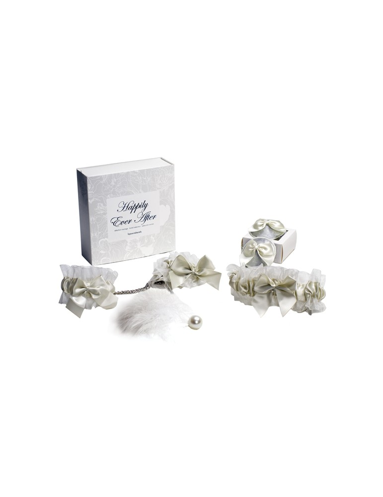 Kit regalo per sposi Bijoux Indiscrets - Happily Ever After