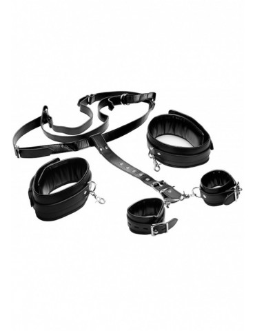 Costrittore per arti - Thigh Sling With Wrist Cuffs STRICT