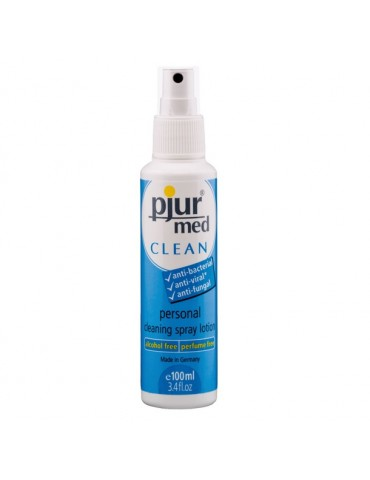 Pulitore anti batterico - Pjur MED Clean Spray