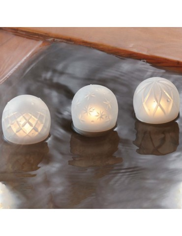 Massaggiatore Iroha by Tenga - Ukidama Bath Light & Massager Hoshi