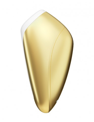 Stimolatore ad aria Satisfyer Love Gold Blue / incl. Bluetooth and App