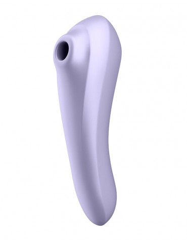 Satisfyer Dual Pleasure Lilla / incl. Bluetooth e app