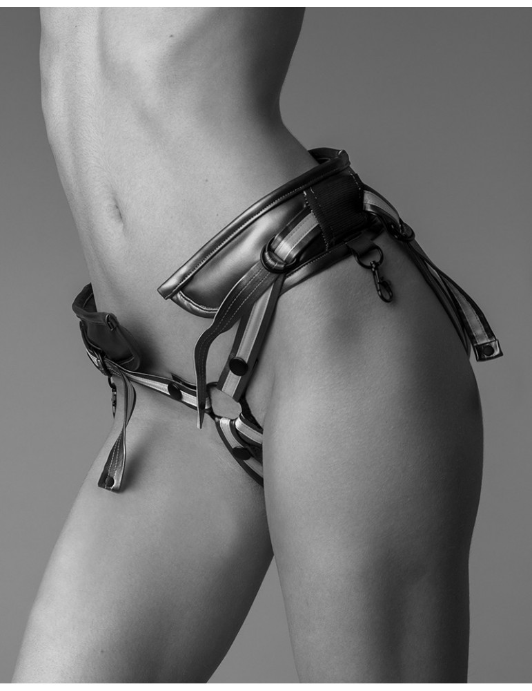 Imbracatura Strap-on-me harness Leatherette Desirous