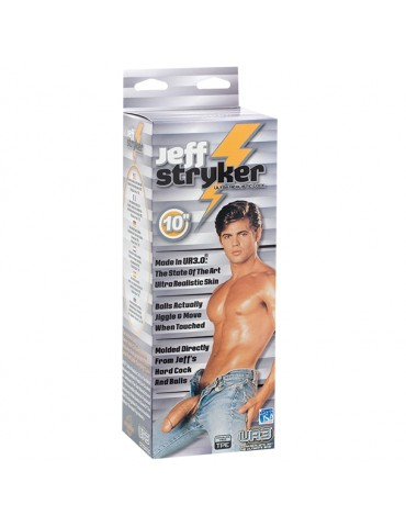 Pene di Jeff Stryker Ur3 Doc Johnson 25.4 cm