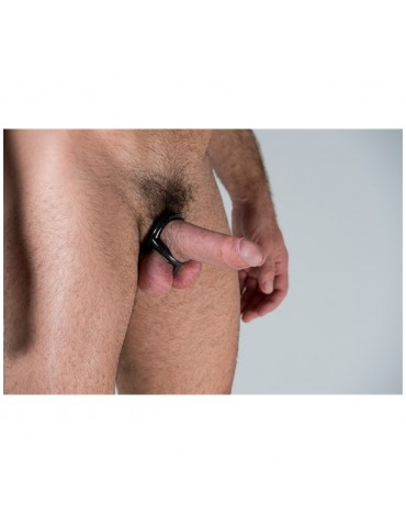 Anello per pene - Sport Fucker Half Guard - Black