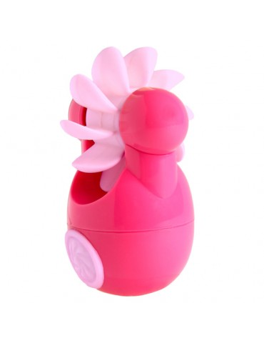 Lingue rotanti - Sqweel Go - Oral Sex Toy Pink