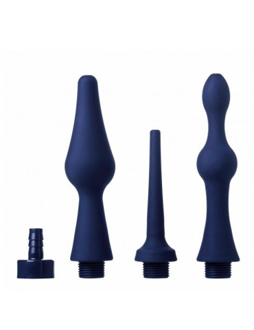 Kit con 3 cannule in silicone - CleanStream
